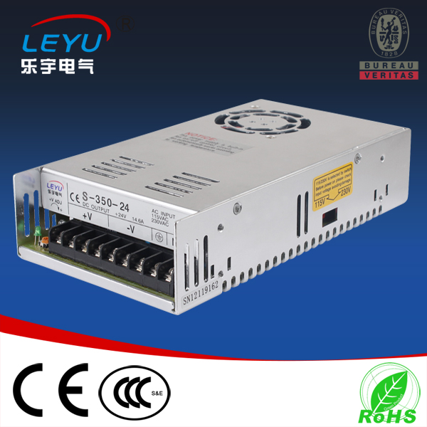 CE approved 350W 12V dc power supply high quality fast delivery 12V 30A PSU 3D printer power supply made in China